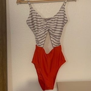 ASOS one piece 4th of July